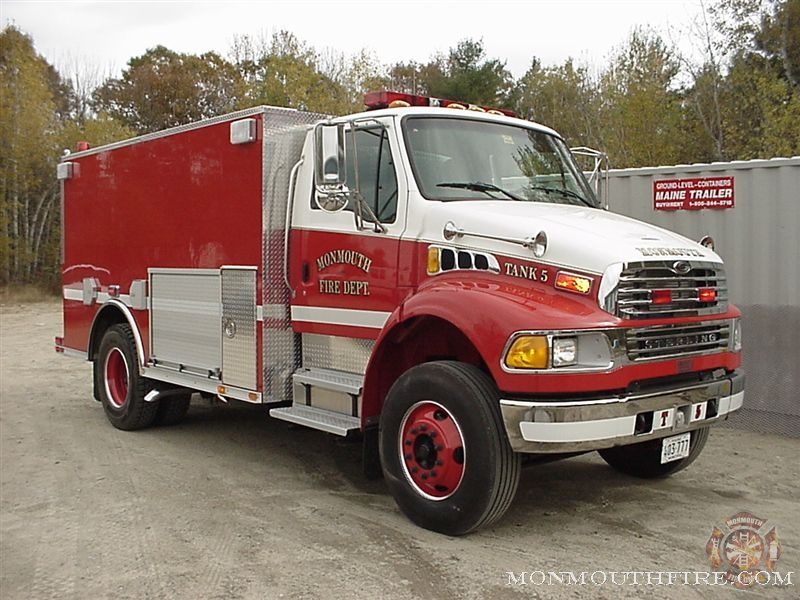 Monmouth Fire Department :: Apparatus