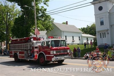Monmouth Engine 81